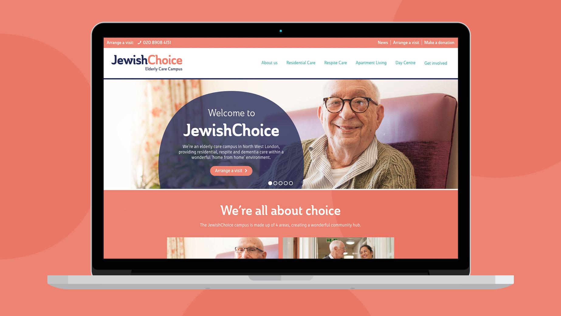 Strategy, branding, marketing, advertising & website design for care ...