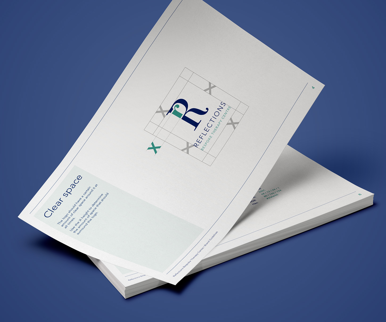 Brand guidelines design