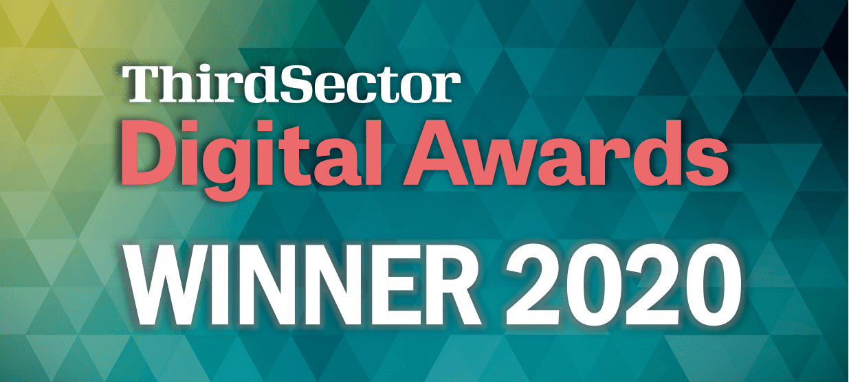 Creative clinic, third sector digital award winner for Clap for our Carers